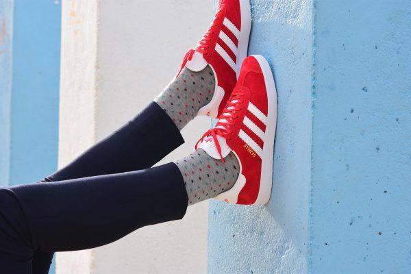 amorsocks-calcetines-socks-lunares-topos-gris-jaspeadomonaco-blue-marco-azul-marino-verde-libelula-red-rojo