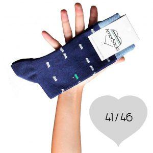 AmorSocks-calcetines-socks-marcianitos-arcade-azul-marino-blanco-verde-cuadrada-4146