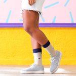 AmorSocks-calcetines-socks-colaboracion-barqet-triangulos-paradigma-topo-verde-azul-amarillo