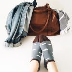 amorsocks-calcetines-tobilleros-invisibles-socks-nubes-azul-cloud-clouds-marron
